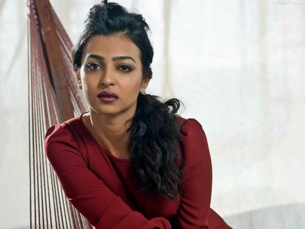 [Photos] Only web queen Radhika Apte can carry off these daring outfits 2