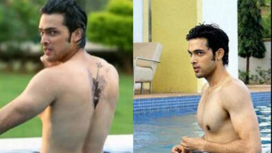 [Photos] Parth Samthaan's drool-worthy body gives us major fitness goals