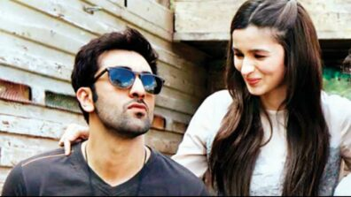 Pictures of Alia and Ranbir that will make you fall in love with their love