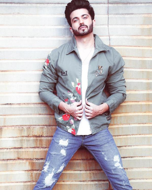 Pictures of our favourite chocolate boy Dheeraj Dhoopar to get you through the week 3