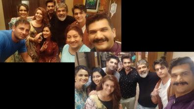 Puru Mama aka Rituraj Singh's surprise visit on Yeh Rishta Kya Kehlata Hai set