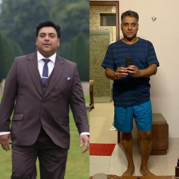 Ram Kapoor's new set of transformation pictures will leave you stunned 1