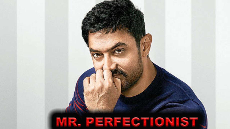 Reasons That Make Aamir Khan the real 'Mr. Perfectionist' in Bollywood