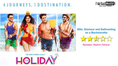 Review of Zoom Studios' The Holiday – Glitz, Glamour and Gallivanting on a Bachelorette