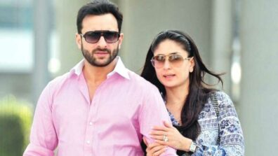 Revisit these romantic moments between Saif Ali Khan and Kareena Kapoor Khan
