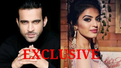 Roshni Sahota and Rohit Choudhary in &TV's Laal Ishq