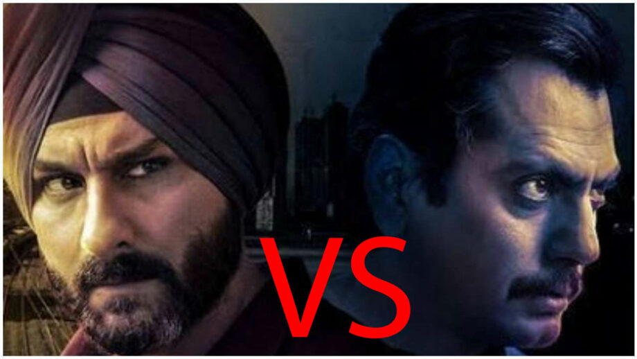 Sacred Games: Sartaj Singh or Ganesh Gaitonde: The iconic character!