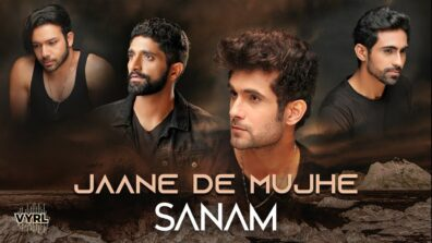 SANAM band releases a heartfelt love track Jaane De Mujhe with VYRL Originals