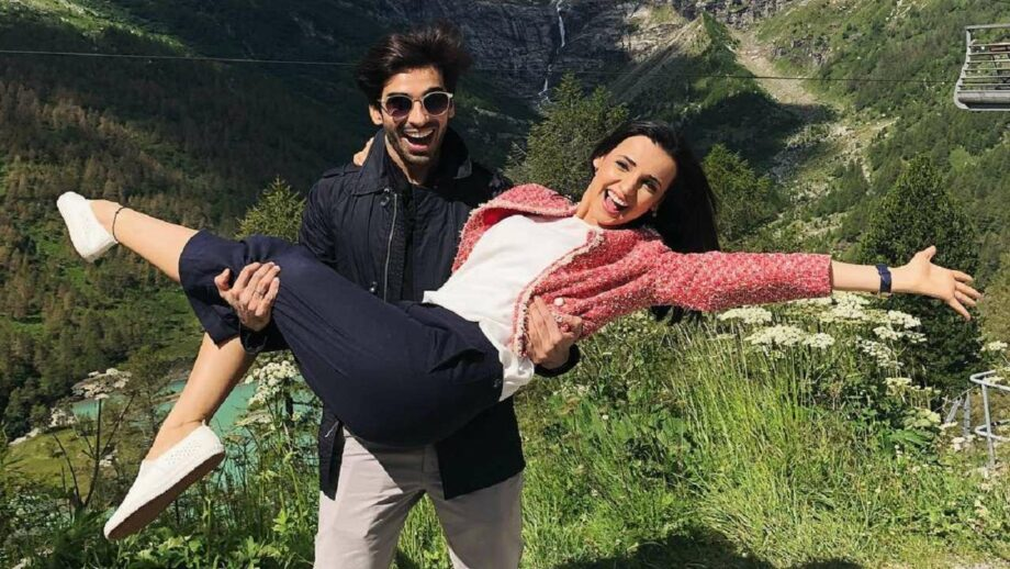 Sanaya Irani and Mohit Sehgal are pure relationship goals