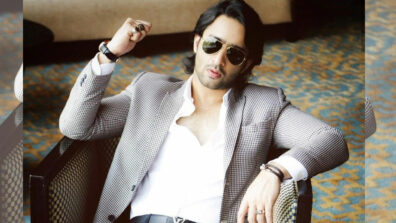 Shaheer Sheikh and his sexy suit looks