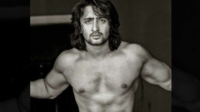 Shaheer Sheikh's hot shirtless pictures