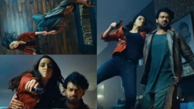 Shraddha Kapoor and Prabhas are the sizzling new pair in B-Town & we cannot wait to see them onscreen