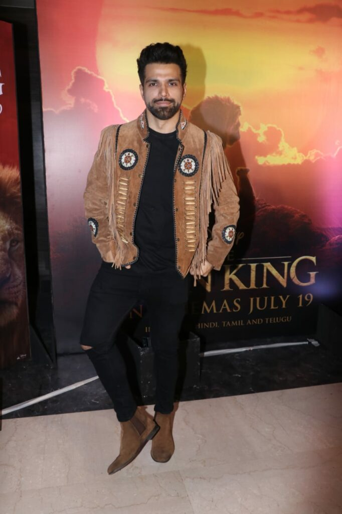 Star Studded Screening of much awaited family entertainer Disney's The Lion King! 10