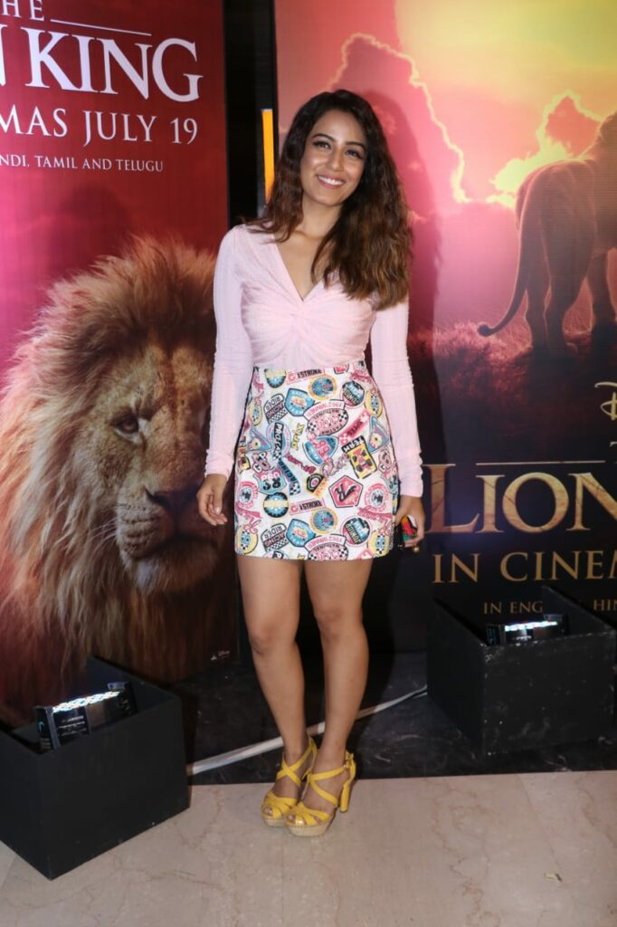 Star Studded Screening of much awaited family entertainer Disney's The Lion King! 13