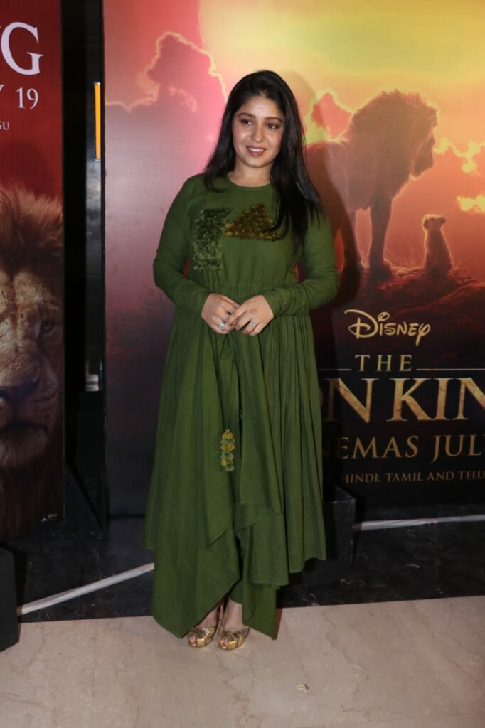Star Studded Screening of much awaited family entertainer Disney's The Lion King! 14