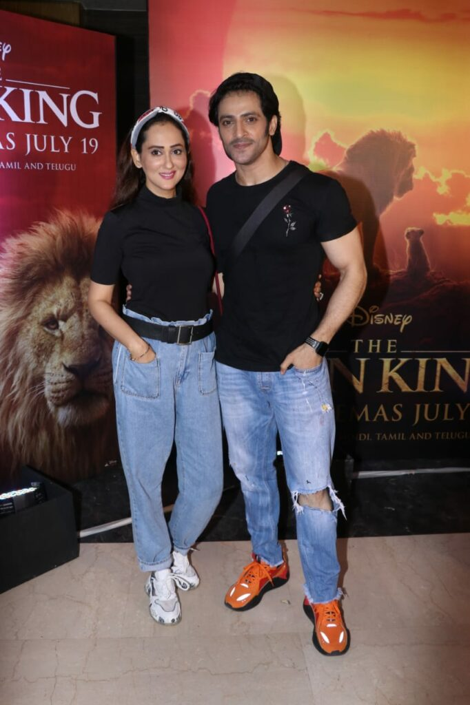 Star Studded Screening of much awaited family entertainer Disney's The Lion King! 16
