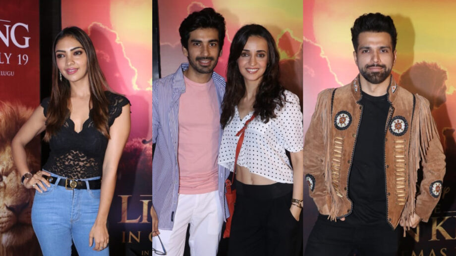 Star Studded Screening of much awaited family entertainer Disney's The Lion King! 17