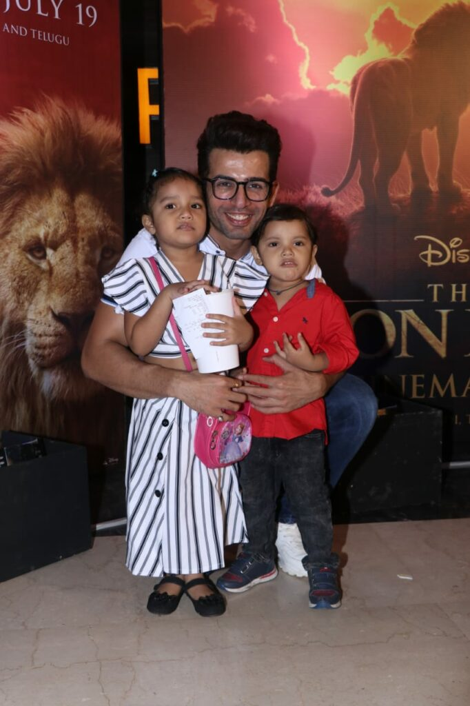 Star Studded Screening of much awaited family entertainer Disney's The Lion King!
