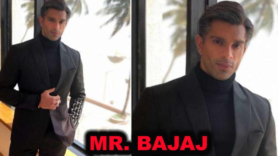 The amazing transformation of Karan Singh Grover into Mr.Bajaj