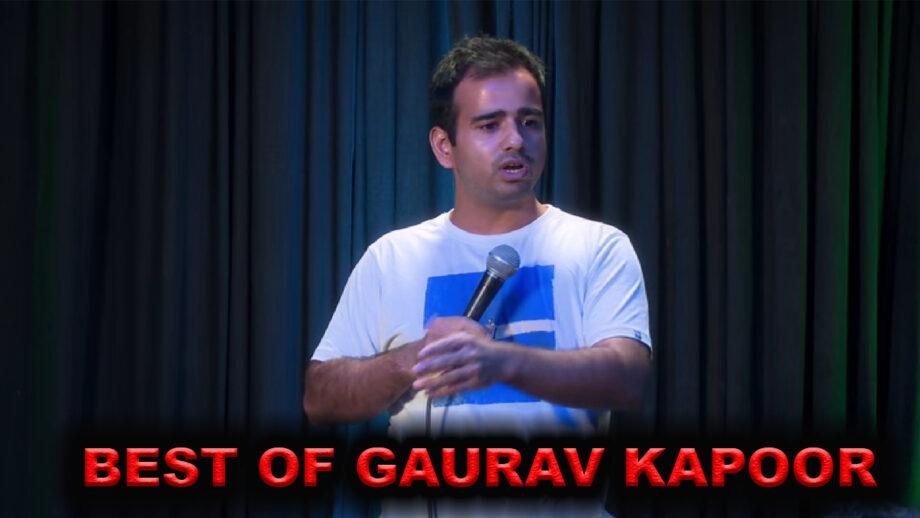 The best of stand-up comedian Gaurav Kapoor