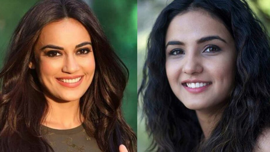 The dimpled beauty you want to date: Surbhi Jyoti or Jasmin Bhasin