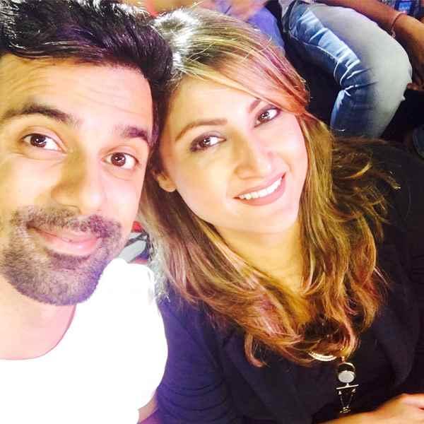 The exes on fire: Urvashi Dholakia and Anuj Sachdeva 1