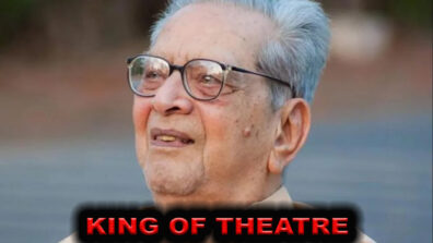 The King Of Theatre: Dr Shriram Lagoo
