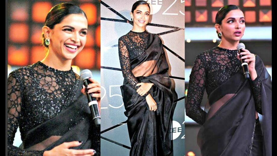 Times when Deepika Padukone nailed the casual look in black 1