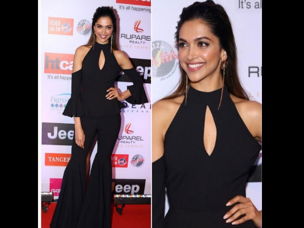 Times when Deepika Padukone nailed the casual look in black