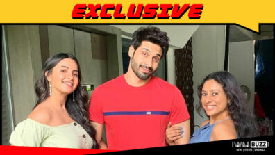 Udaan actors Vijayendra Kumeria, Meera Deosthale and Sai Deodhar in a new project