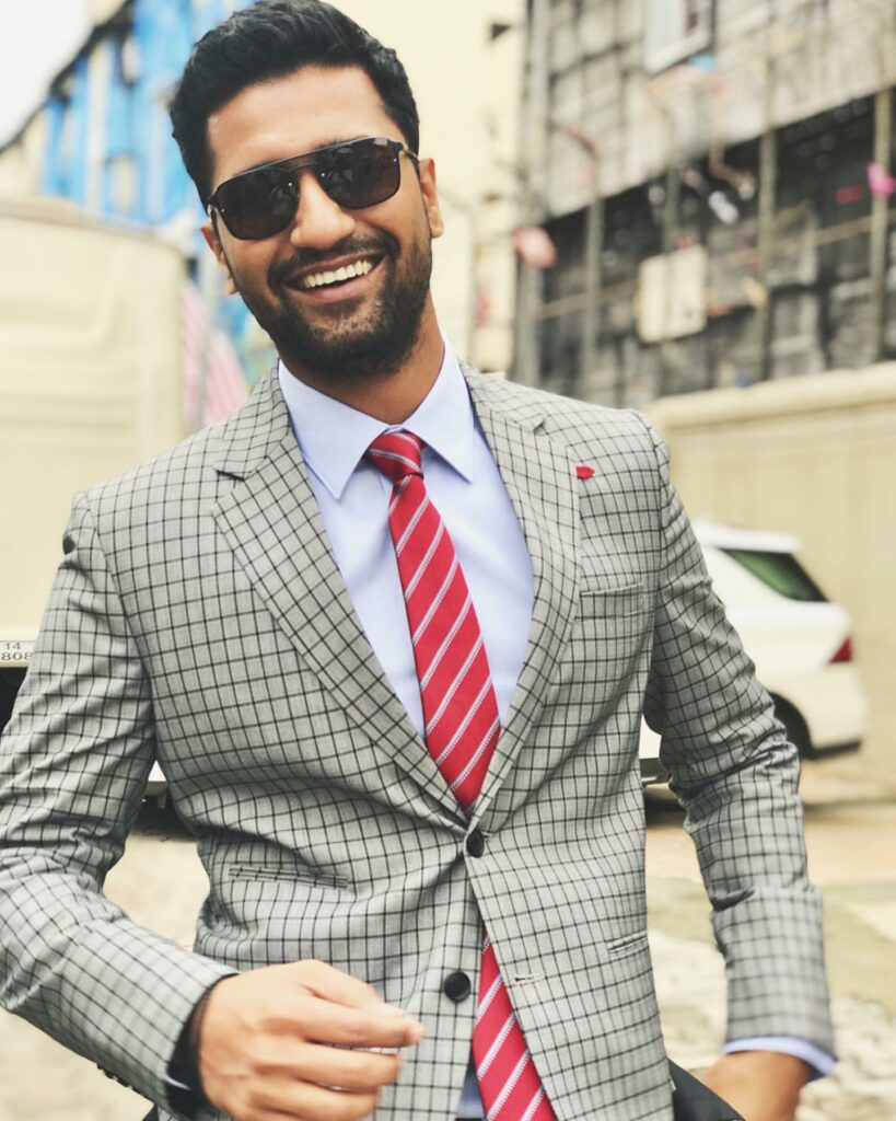 Vicky Kaushal and his sexy suit looks 6