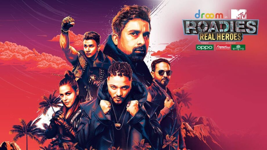 What makes MTV Roadies Real Heroes a hit among teens?