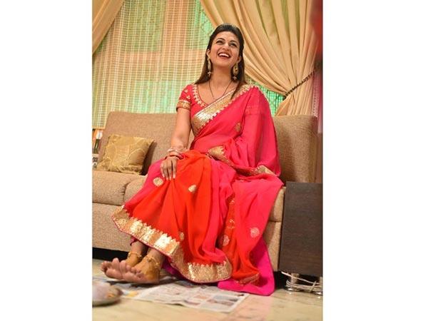 When Divyanka Tripathi redefined sexy in a saree