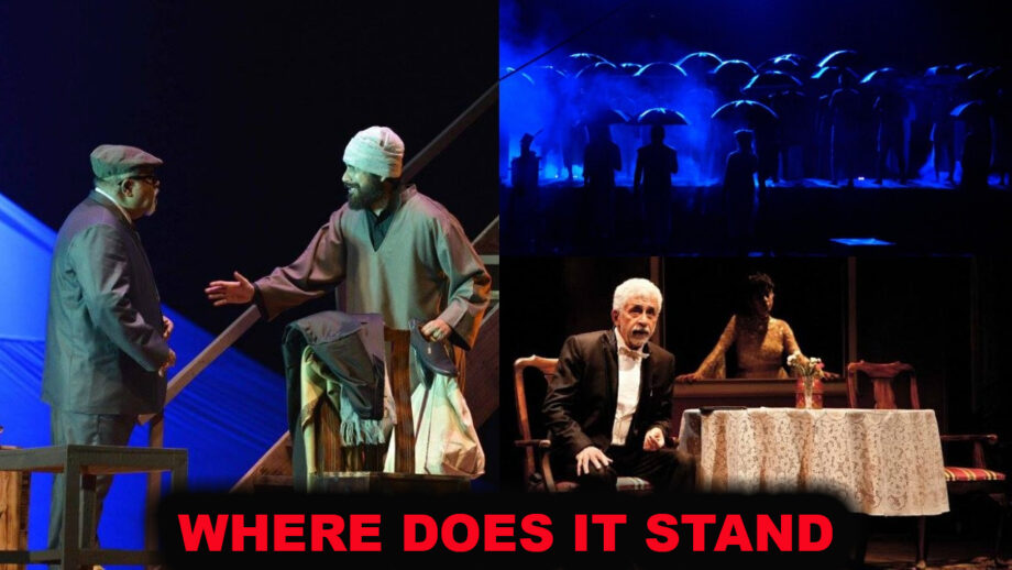 Where Does Indian Theatre Stand Today?