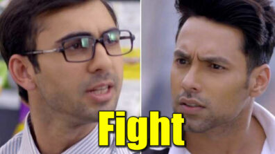 Yeh Hai Mohabbatein: Karan and Yug to FIGHT