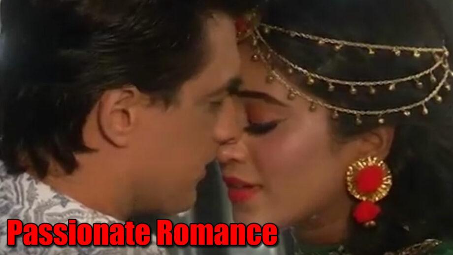 Yeh Rishta Kya Kehlata Hai: Kartik and Naira's passionate romance