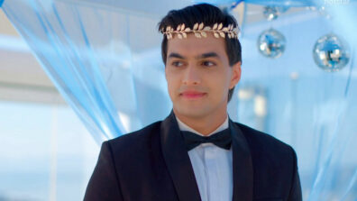 Yeh Rishta Kya Kehlata Hai: Mohsin Khan looks dashing in Black