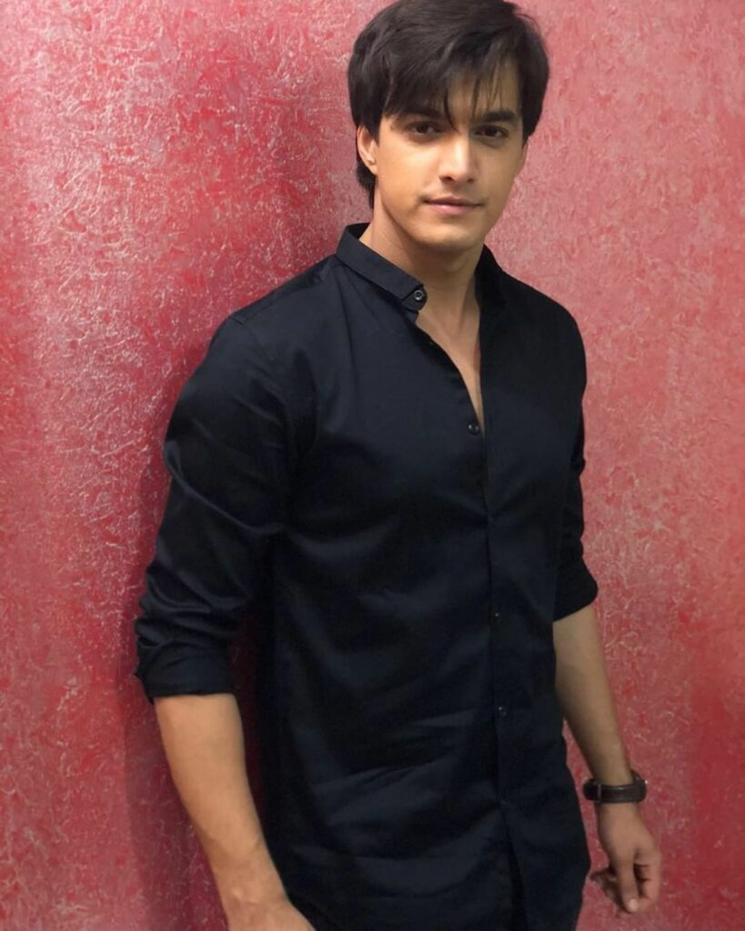 Yeh Rishta Kya Kehlata Hai: Mohsin Khan looks dashing in Black 5