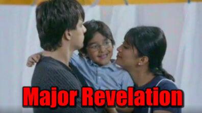 Yeh Rishta Kya Kehlata Hai: Naira to reveal to Kairav about Kartik being his father