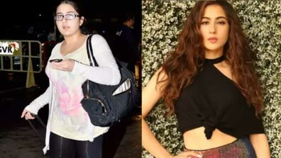 You can't miss Sara Ali Khan's beauty evolution