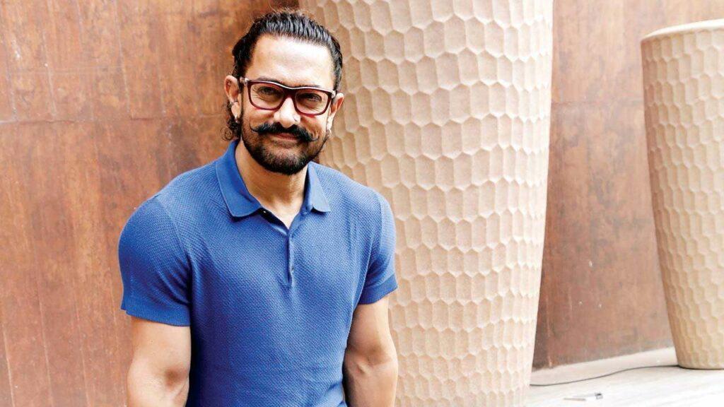 Aamir Khan's special  'Janmashtami' celebration fun