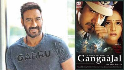 Ajay Devgn celebrates 16 years of Gangaajal