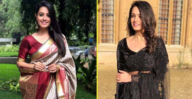 All the times Anita Hassanandani redefined sexy while totally rocking a sari 2