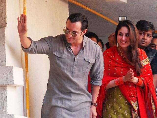 All times kareena kapoor-saif ali khan made us blush with their crackling chemistry. 3