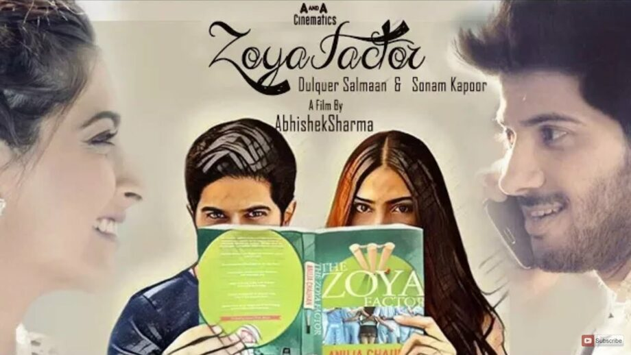 All you need to know about Sonam Kapoor and Dalquer Salman starrer The Zoya Factor