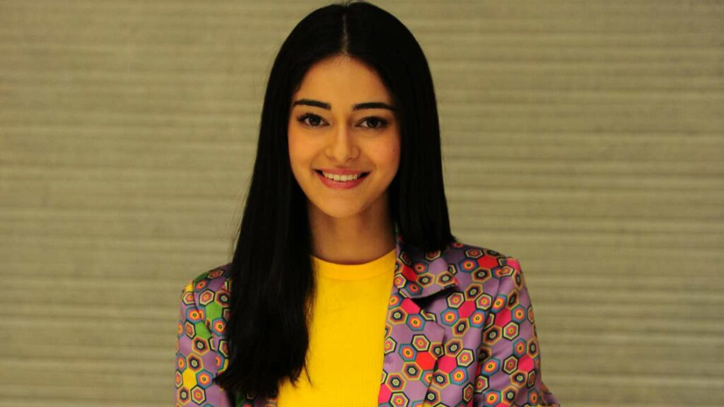 Ananya Pandey hits 4 million followers on Instagram