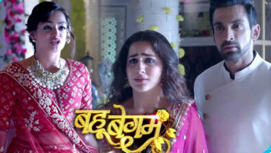 Bahu Begum: Noor seeks revenge by separating Shayra and Azaan