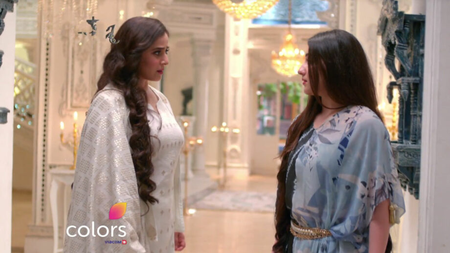 Bahu Begum: Shyara tries to tell Raziya about Noor's condition