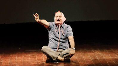 Bollywood veteran Anupam Kher and his theatre roots
