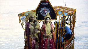 Review of RadhaKrishn: Great visuals, low in performance